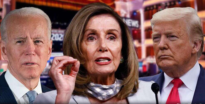 Pelosi doubles down that Biden shouldn't debate Trump: 'Why bother?'