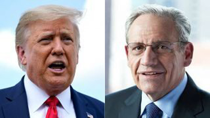 Bob Woodward claims he did not realize Trump was referring to the U.S. when they discussed COVID-19 in interviews for book