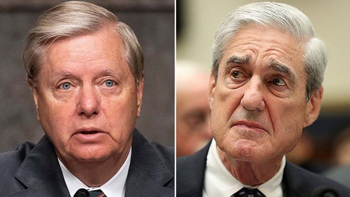 Lindsey Graham announces Comey's 'day of reckoning' before Senate, says Mueller 'declined'