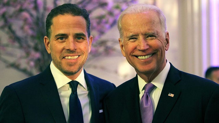 Hunter Biden introduced Burisma adviser to VP dad before Ukraine pressure, email shows