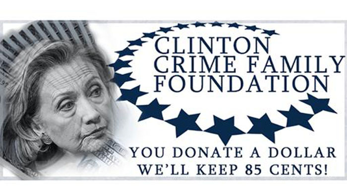 Federal Judge Drops Massive Bomb on Clinton Foundation