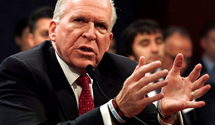 DNI declassifies Brennan notes, CIA memo on Hillary Clinton 'stirring up' scandal between Trump, Russia