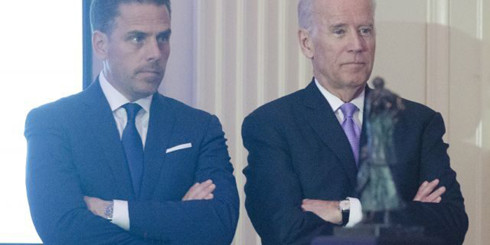 Joe Biden 'has been caught in repeated lies over Biden Inc': Sen. Johnson