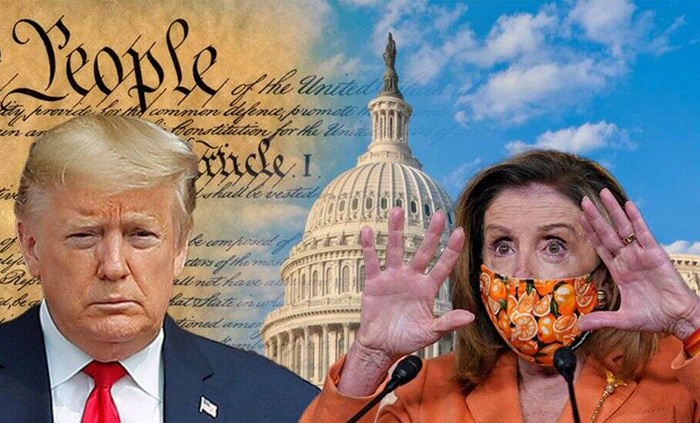 Pelosi to introduce legislation related to the 25th Amendment