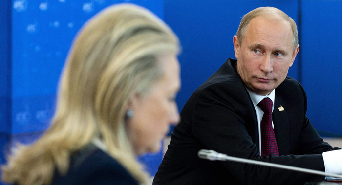 Russian intel alleges Hillary Clinton orchestrated collusion hoax to distract from emails