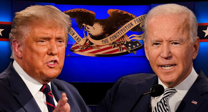 Trump-Biden presidential debate schedule now in limbo amid fight over format change