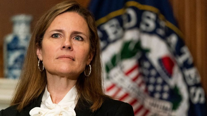 American Bar Association rates Amy Coney Barrett 'well qualified' in statement ahead of confirmation hearing