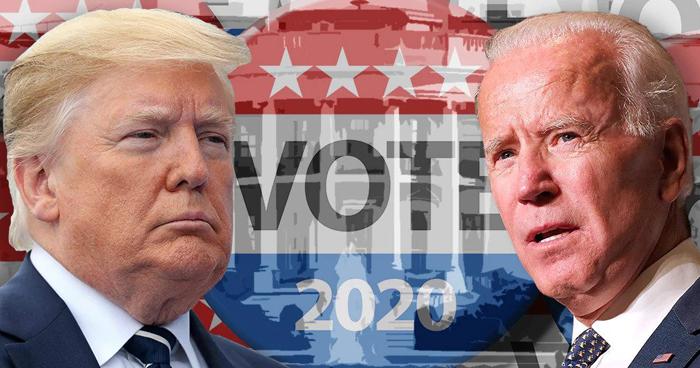 Fox News Poll: Biden's lead over Trump narrows slightly to 8 points