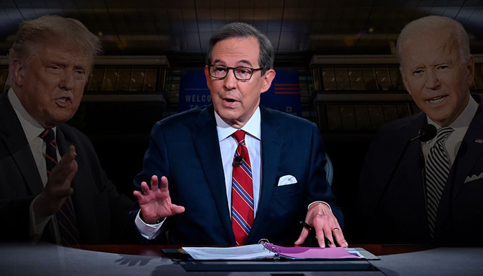 Chris Wallace: Trump 'bears the primary responsibility for what happened' at the debate