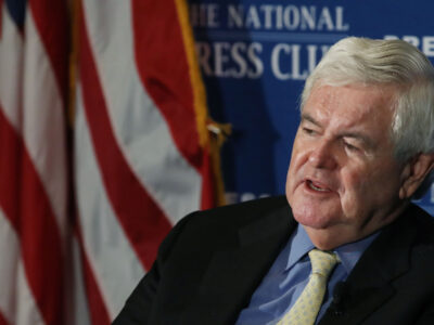 Newt Gingrich: 2020 Election May Be Biggest Presidential Theft Since 1824