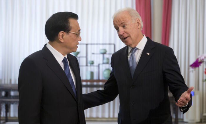 Chinese Leader Xi Congratulates Biden As Trump Reportedly Moving to Take Tough Action Against Regime