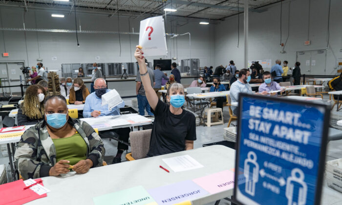 Election Data Team to Call 1.25 Million Voters Over Anomalies in 6 Contested States