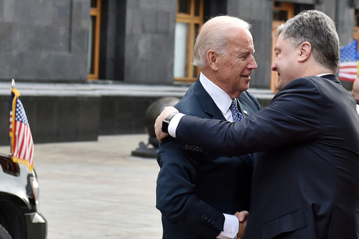 Joe Biden listed as criminal suspect in Ukrainian court