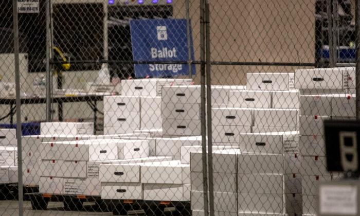 Tens of Thousands of Pennsylvania Ballots Returned Earlier Than Sent Date