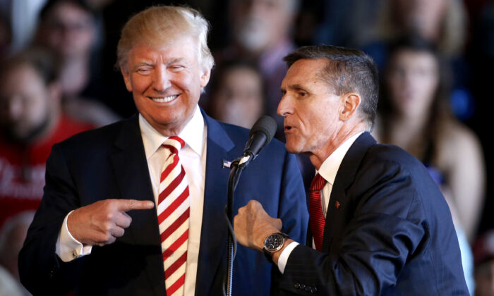 The President Has Clear Paths to Victory: Michael Flynn