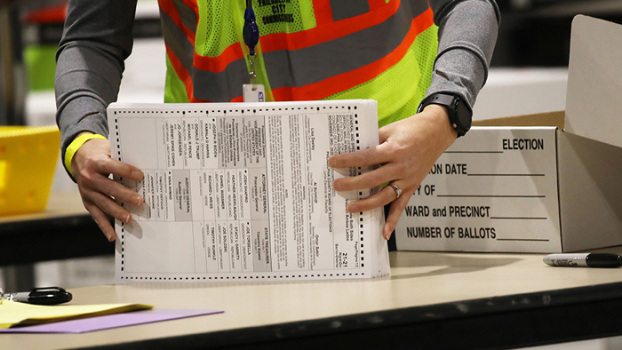 The law is clear: If an election is stolen, state legislatures can restore the will of the people