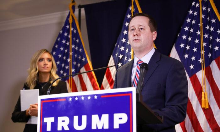 Trump Campaign Hopeful Lawsuit in Pennsylvania Will Trigger Recount